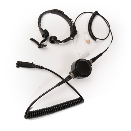 300-00773 Public Order Throat microphone kit