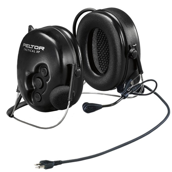 MT1H7B2-77 - Peltor Tactical XP Stereo Active Listening Flex