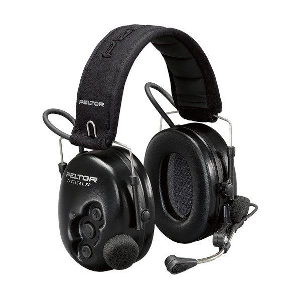 MT1H7F2-77 - Peltor Tactical XP Stereo Active Listening Flex