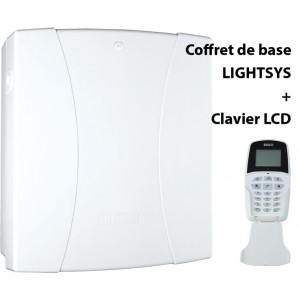 Centrale de base LightSYS