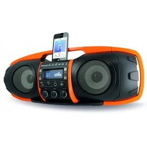 Sedea - Enceinte Radio Bluetooth® Boom-Box